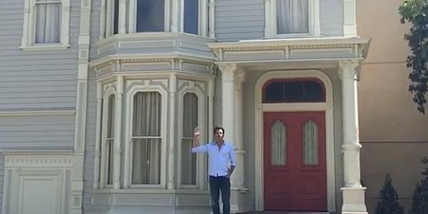 john stamos fuller house home