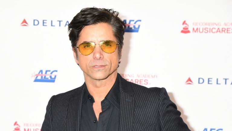 John Stamos attends MusiCares Person of the Year honoring Aerosmith at West Hall at Los Angeles Convention Center on January 24, 2020 in Los Angeles, California.