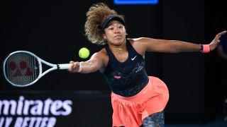 Naomi Osaka vs Marie Bouzkova live stream: Osaka at the Australian Open tennis tournament in Melbourne on February 20, 2021