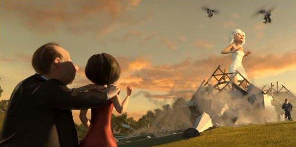DreamWorks versus Pixar