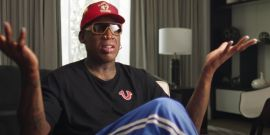 Into The Spider-Verse's Phil Lord And Chris Miller Are Making A Dennis Rodman Movie, And It Sounds Wild