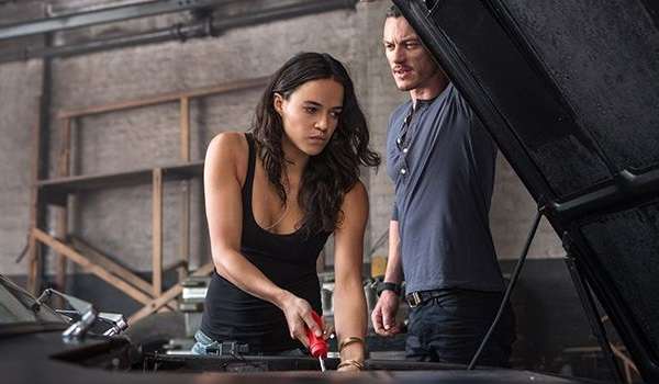 Letty Furious 7 Universal