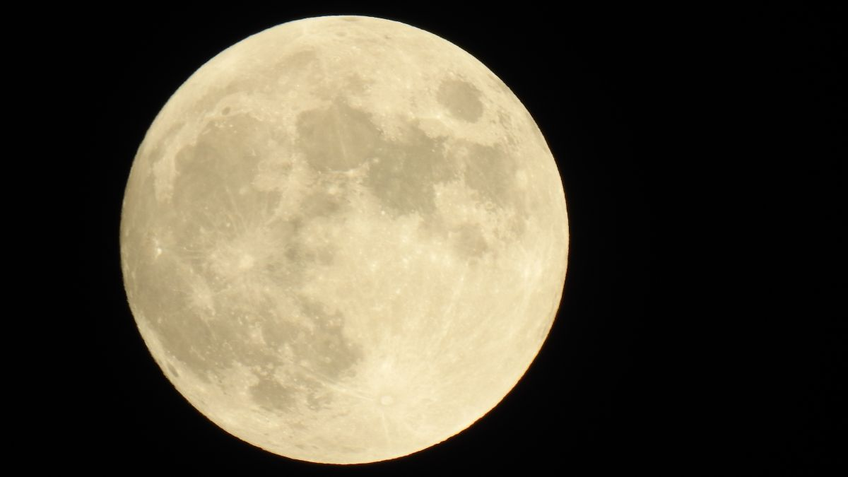 Catch the full moon (and a penumbral eclipse) on Monday – Livescience.com