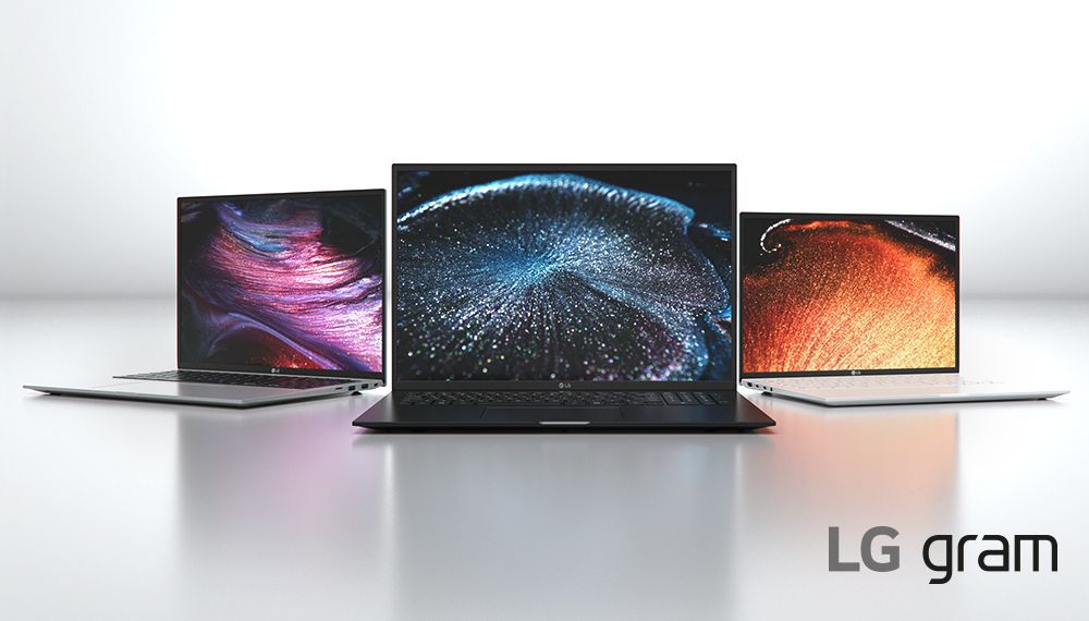 LG Gram 2021 laptops unveiled at CES — including a 16-inch convertible