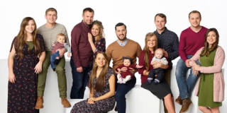 counting on tlc duggar family cast
