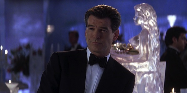 Pierce Brosnan as James Bond in Die Another Day