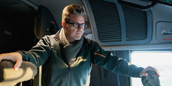 Christopher McQuarrie working on Mission: Impossible Rogue Nation