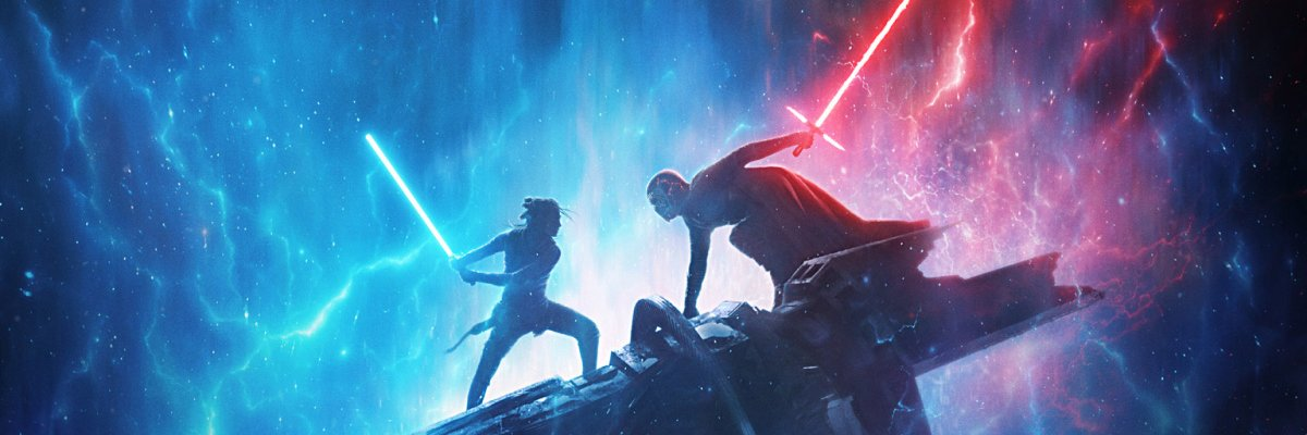 The Rise of Skywalker's poster