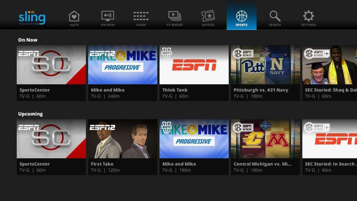 DirecTV Now vs  PlayStation Vue vs  Sling TV: Face-Off