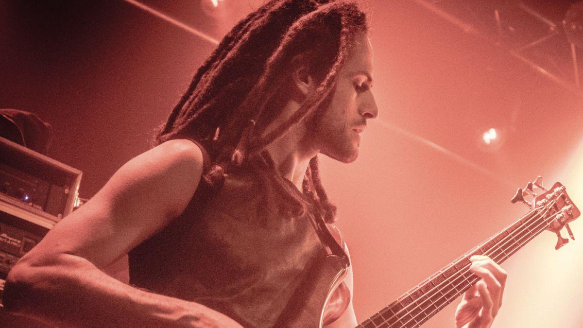 "Sadist's Andrea Nasso: ""Six-strings? I'm still afraid of them"""