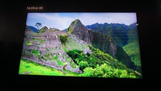 Samsung Q9S 8K TV with AI Upscaling makes hyper high-res