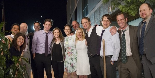 The office finale character updates where they are now - The office season 9 finale ...