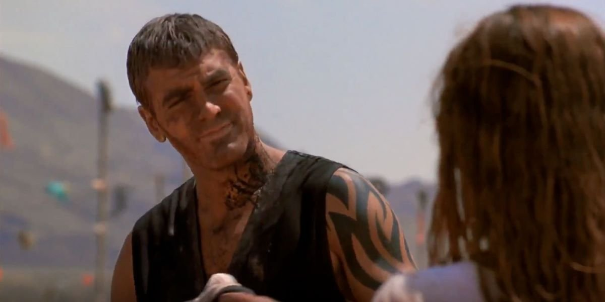 George Clooney in From Dusk Till Dawn