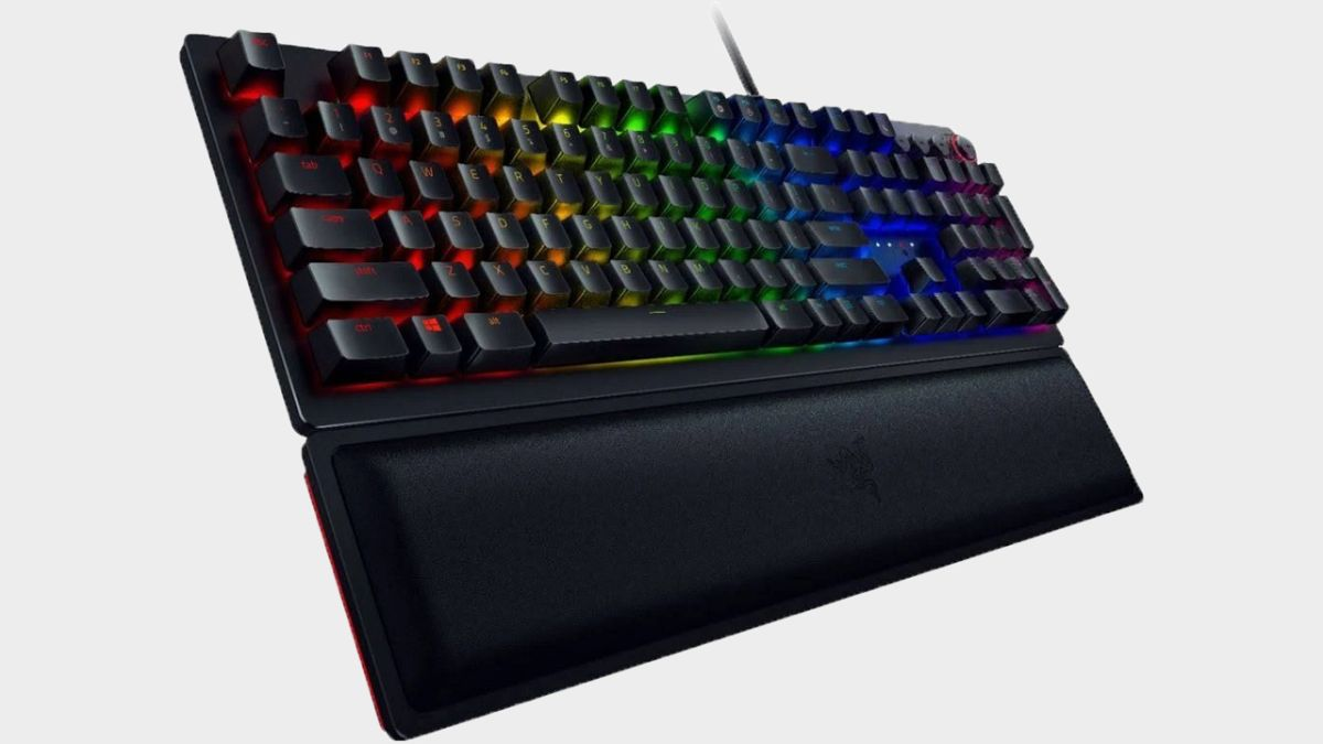 "Razer Huntsman Elite gaming keyboard review: ""One of the best mechanical keyboards on the market"""