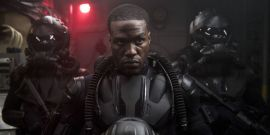 After A Long Week On Aquaman 2, Yahya Abdul-Mateen II Celebrates With Shirtless Thirst Trap