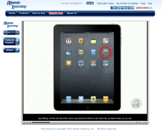 Video Tutorial: Getting General Information about Your iPad