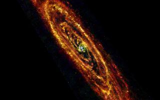 Andromeda M31 ESA