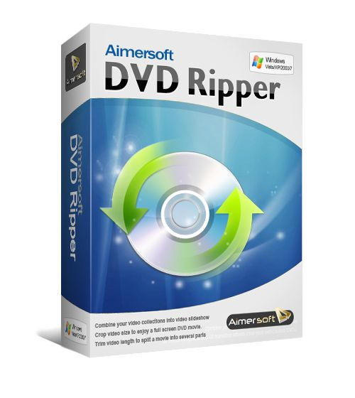 Aimersoft DVD Ripper Review | Top Ten Reviews