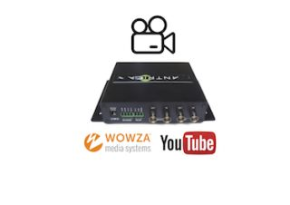 Antrica Releases RTMP Streaming Feature For ANT-35000A Video Encoder