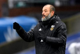 Nuno Espirito Santo file photo