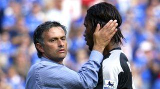 Didier Drogba, Jose Mourinho
