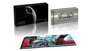 Skywalker Saga Blu-ray