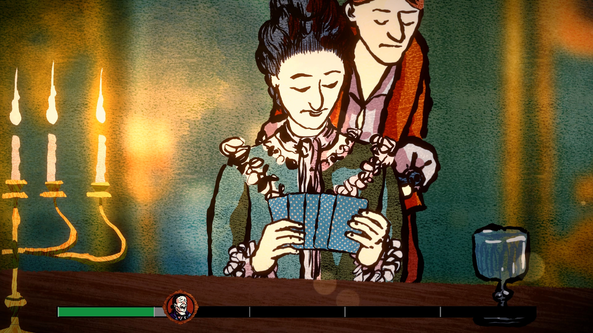 Card Shark is a love letter to history's best tricksters, scammers, and cheats