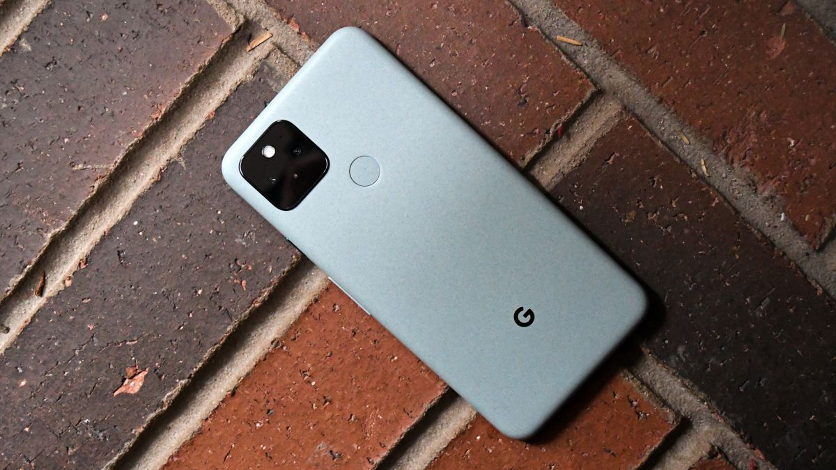 Google Pixel 5 gets a surprise upgrade with the April update