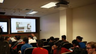 USC Creates a Connected Global Classroom With Sony Tech