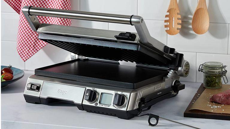 Sage BGR840BSS the Smart Grill Pro