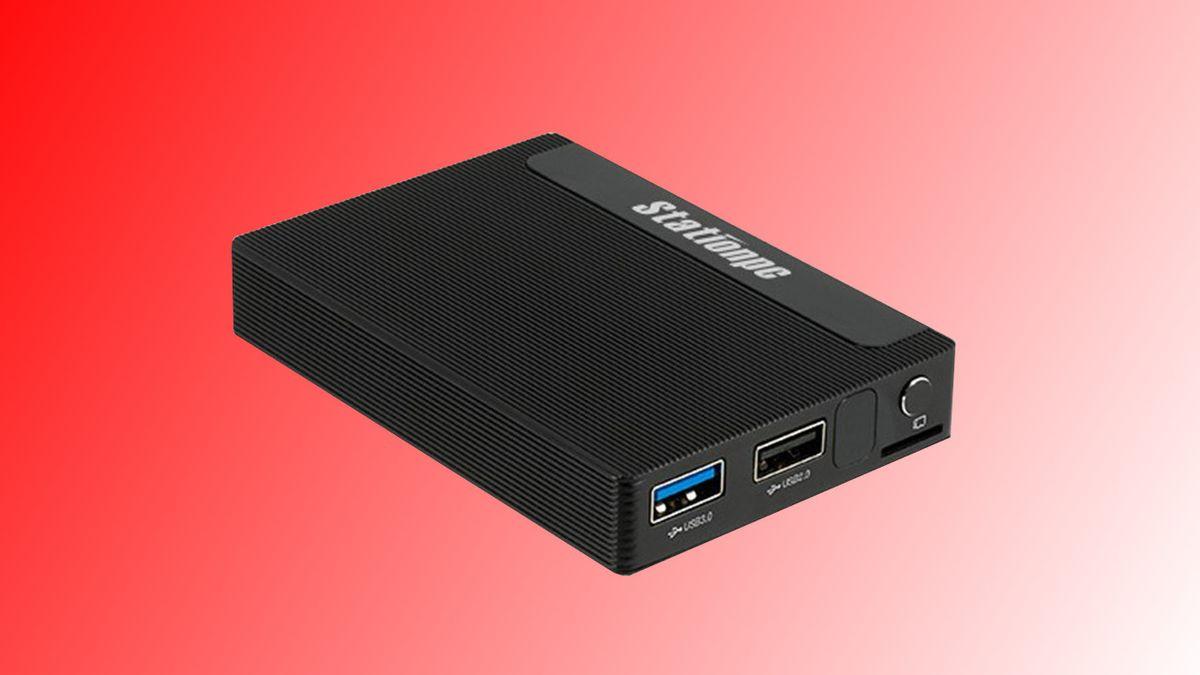 Credit Card Sized Mini Geek PC Hides Powerful Raspberry Pi Alternative