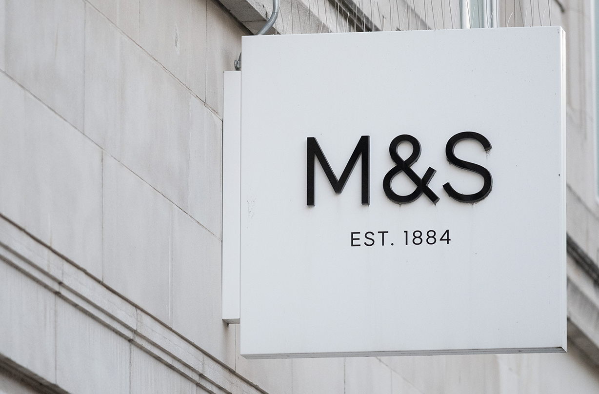 This is when you can get Marks & Spencer home delivery with Ocado