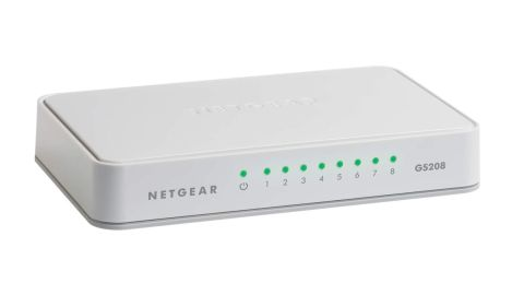 NETGEAR ProSAFE GS208 review