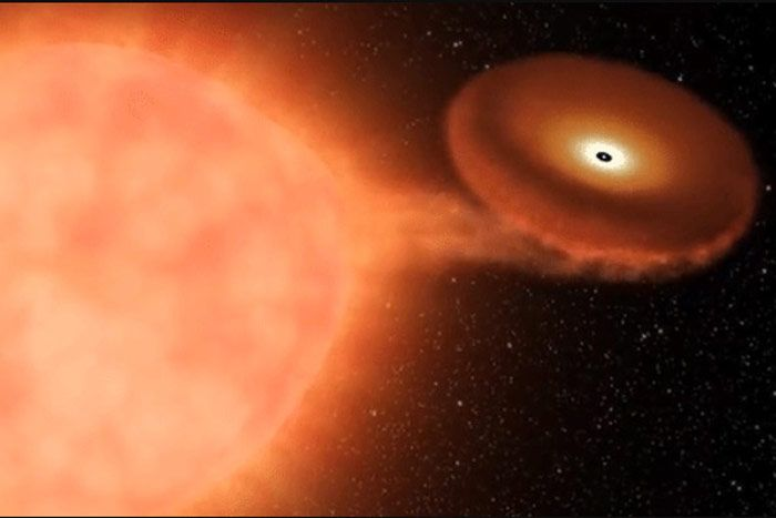 Kepler Telescope Captures First Moments of a Star's Death