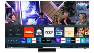 The Rotten Tomatoes Channel Samsung TV Plus