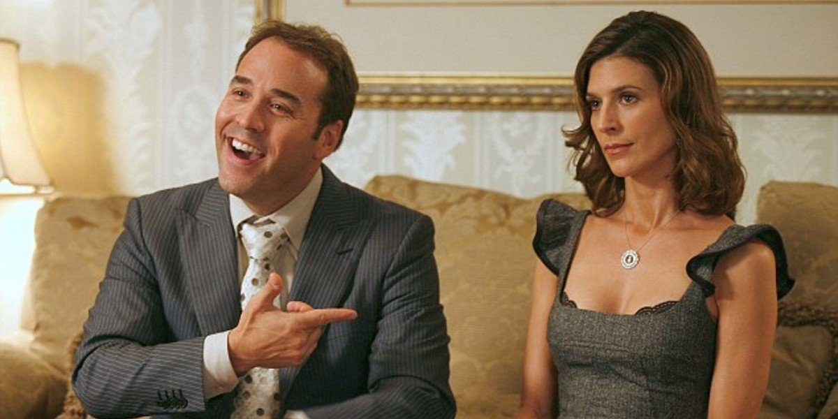 Jeremy Piven, Perrey Reeves - Entourage