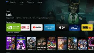 The Nvidia Shield is getting a new Android TV interface