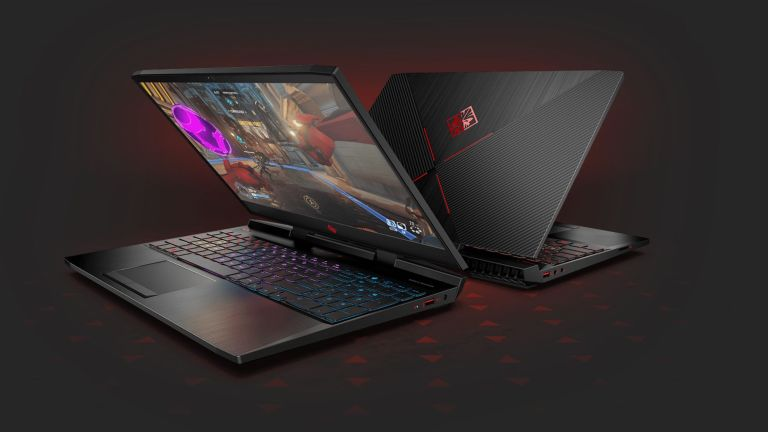 ef5a73cdbc3 HP Omen 15 review (2018): slick gaming performance and a 144Hz ...