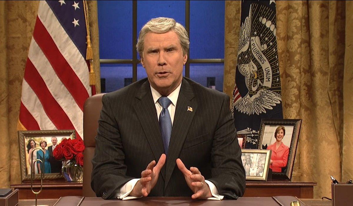 Will Ferrell George W. Bush Saturday Night Live