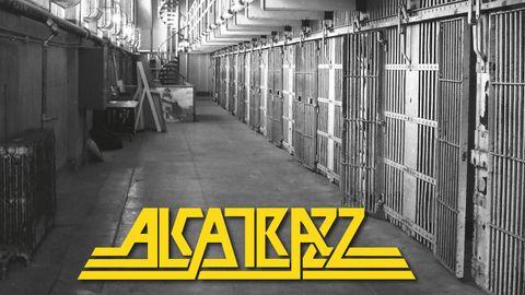 Alcatrazz The Ultimate Fortress Rock Set album cover