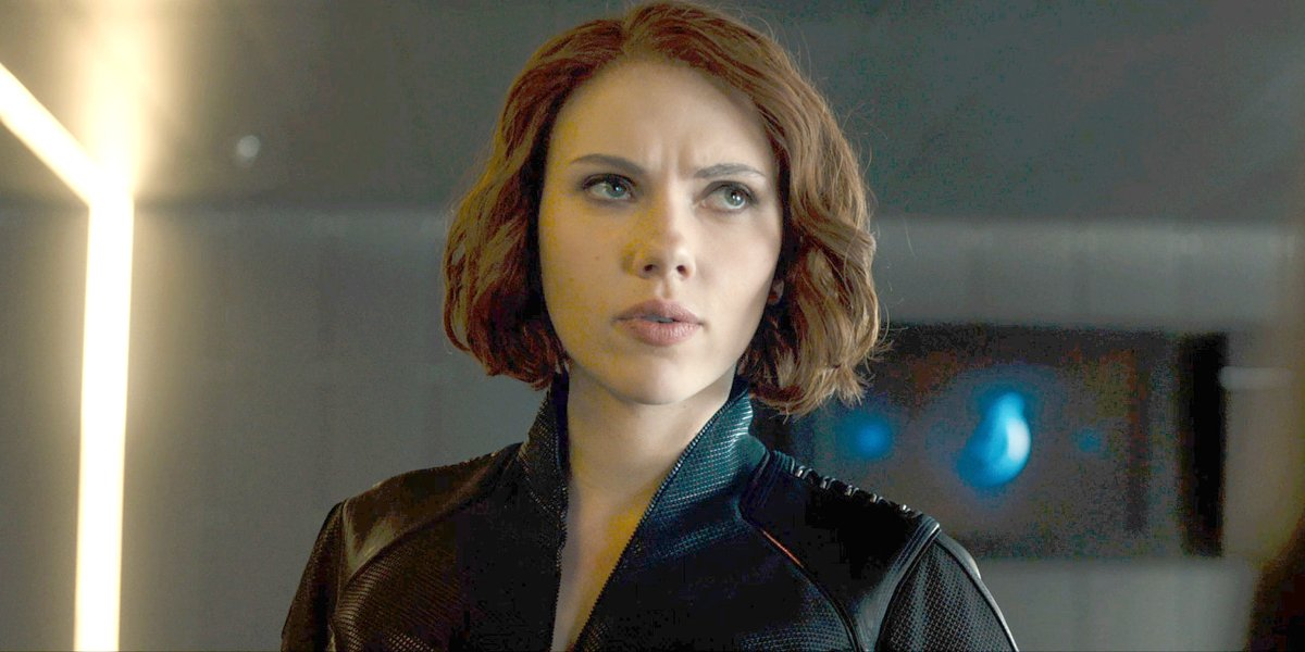 Wow See How Pregnant Scarlett Johansson Really Was Filming Avengers Age Of Ultron Cinemablend