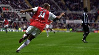 Thierry Henry 2002/03