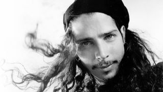 A portrait of Chris Cornell in the early years