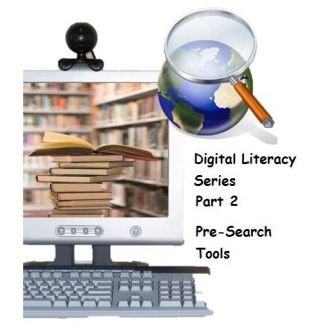 15 Amazing Web Tools Facilitating Pre-Search Strategies… Digital Literacy Series Part 2
