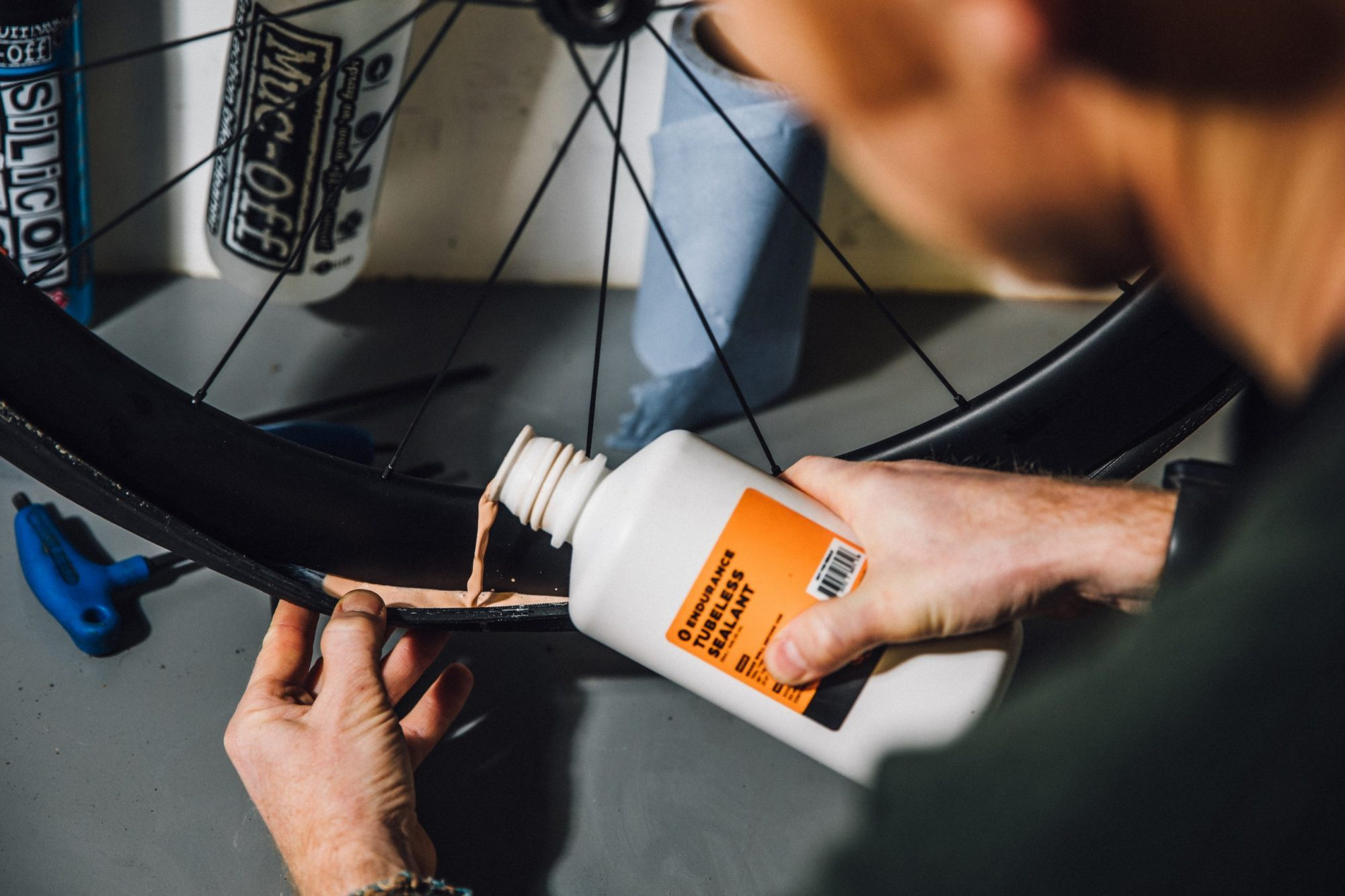 Does tubeless sealant mean an end to punctures? - Cycling Weekly