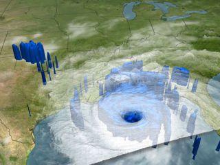 NASA's Shuttle External Tank Facility Feels Brunt of Hurricane Katrina
