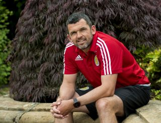 Scotland Training Session and Press Conference – Mar Hall