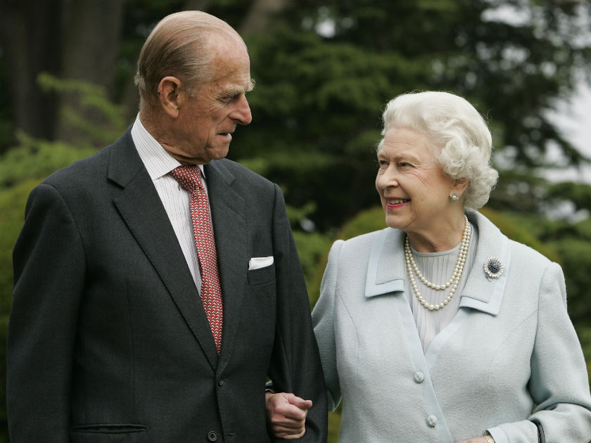 The heartbreaking reason the Queen and Prince Philip don't live together