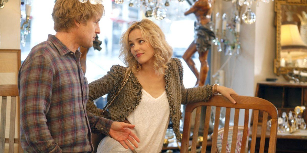 Owen Wilson, Rachel McAdams - Midnight In Paris