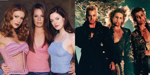 Charmed and Lost boys